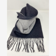 -Cashmere-scarf-anthracite-light gray by Mooilo-21