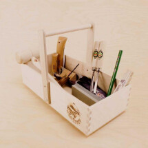 -Carving set in the box-21