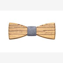 -BeWooden Dolor wood bow tie-24