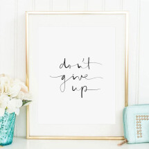 -Dont give up-21