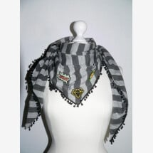 -Cozy triangle scarf-20