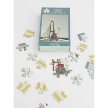 -ViSSEVASSE Driving home for Christmas Mini Puzzle 42 pieces-22