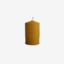 -Large and heavy pillar candle-21