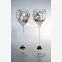 -Loggia white wine glasses set-21