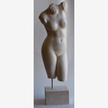 -Female Torso-Venus2 in white Carrara marble-21