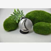 -Stone crystal designer ring silver-2