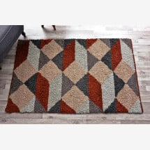 -Wool rug The 50s-22