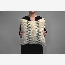 -Kilim wool pillow Sheepy sheep-21