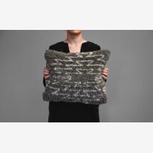 -Kilim rug pillow Star pattern-21