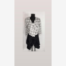 -STRENESSE bolero jacket-21