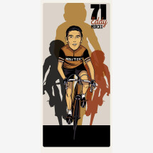 -Eddy Merckx Print 30 x 60 cm-22