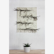 -Wall hanging PEACOCK JUNGLE-21