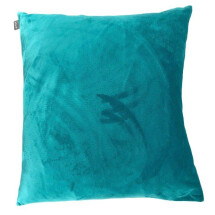 -Pad Concept Emeral Turquoise Smooth cushion cover 50x50cm-21