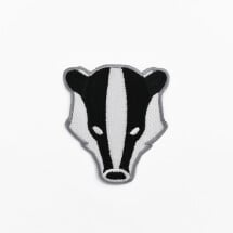 -Badger iron-on patch-21