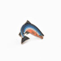 -Trout Enamel Pin-21