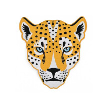 -Leopard embroidery patch-21