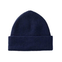-Le Bonnet Beanie Midnight Blue-21