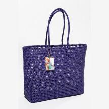 -Violet blue basket-21