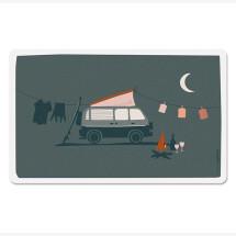 -Frühstücksbrettchen Camper-21