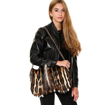 -animal print fur leather purse-28