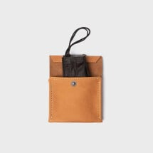 -Mask pouch Zoe in leather-21