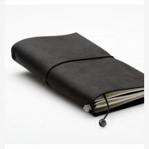 -Notebook in leather cover-26