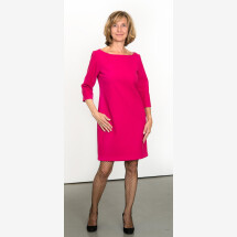 -Pink sheath dress-21