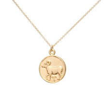 -Zodiac Sign Necklace-21