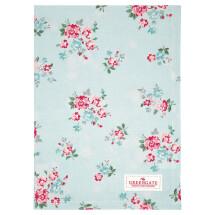-GreenGate tea towel Sonia light blue-21