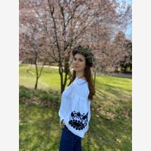 -Linen blouse Olga-21