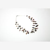 -Tourmaline necklace with silver ELA EIS-21