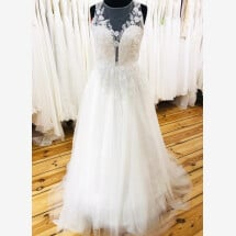 -Elegant princess wedding dress-21