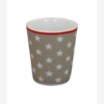 -Egg cup TAUPE Star Krasilnikoff-21