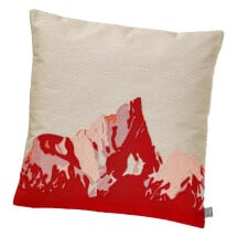 -Mountain cushion 45 x 45 by Pad concept red-21