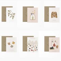 -Christmas card set Vicky Di Studio 1-21