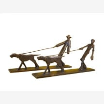 -Gustav Duden dog owner sculpture-20