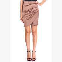 -Angela Davis satin skirt-21