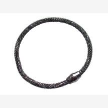 -Bracelet 925 Silver Ruthenium Black-21