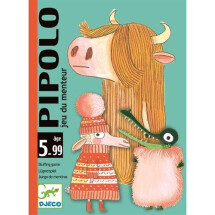 -Djeco cheat game PIPOLO-21