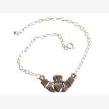 -Bracelet Claddagh 925 silver-21