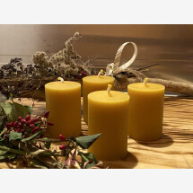 -Pillar candles set of 4-21