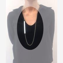 -Chain long in Silver 925-21