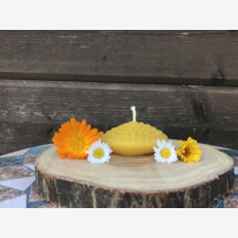 -Beeswax floating candle-21