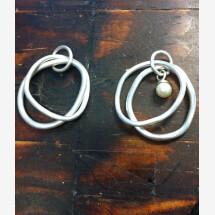 -Pendant silver 925 round wire-2