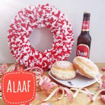 -Kölle Aalaf carnival wreath-21