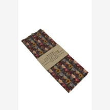 -Beeswax bread bag L flowers-21