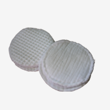 -Sustainable cotton pads in a set of 5-22