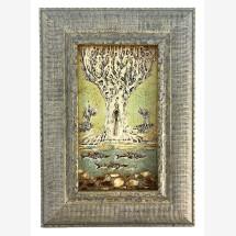 "BalticBuy-Ceramic graphic painting ""Tree of Life""-21"