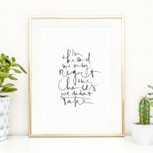 -Tales by Jen Art Print: Take the chance-21