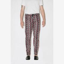 -Print Jogging Trousers from CHRISTIAN PELLIZZARI-21